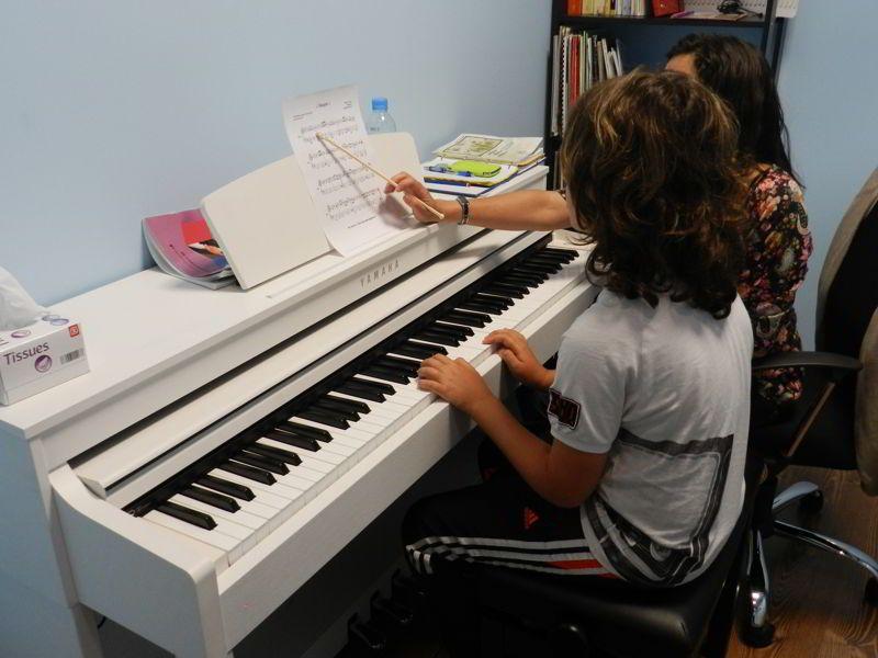 Clases de Piano Individual - Marbella Music School