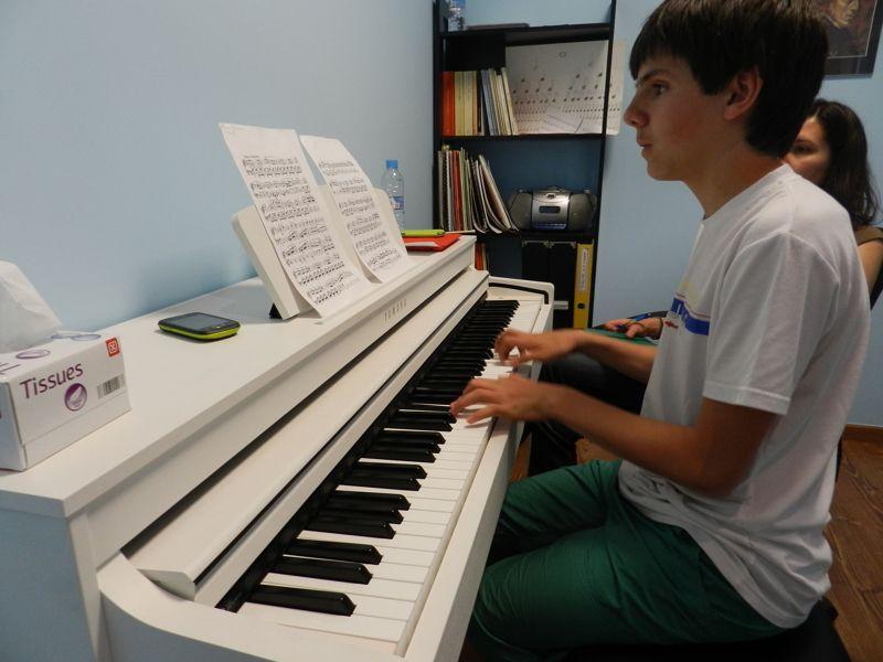 Piano Individual - Marbella Music School
