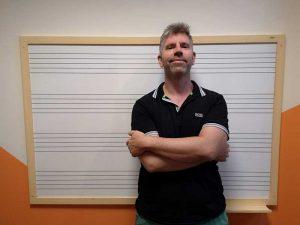 Kiko Romero Profesor de Batería, Bajo y guitarra en Marbella Music School