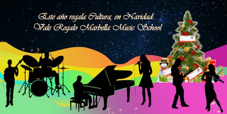 Regala Clases de Música en Marbella