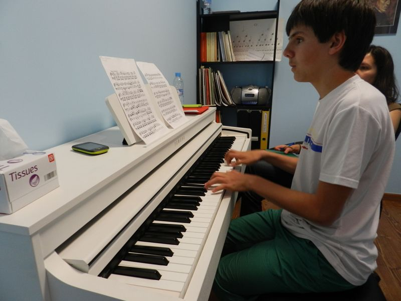 Piano Individual - Marbella Music School