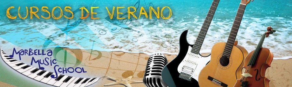 Marbella Music School - Cursos de Verano 2015