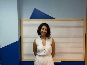 Marta Lozano, profesora de Piano y Directora en Marbella Music School