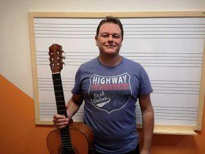 Sergio Pérez - Profesor de Guitarra en Marbella Music School