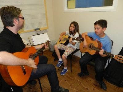 Clases de música grupales en Marbella