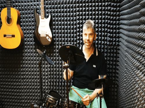 Profesor clases de batería en Marbella